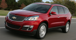 Chevy-Traverse-Post