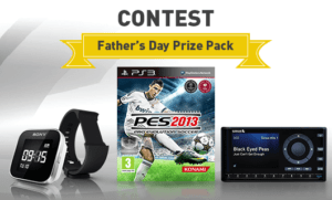 father'sday prize pack