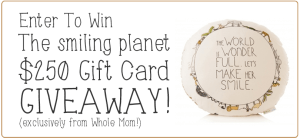 Smiling-Planet-2nd-Giveaway-Entry