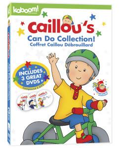 Caillou-Can-Do-Collection