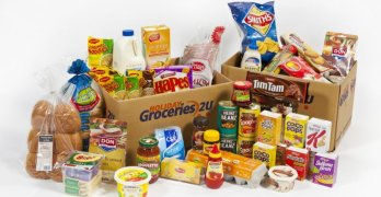 Contest ~ Enter to Win 1 Year of Free Groceries!