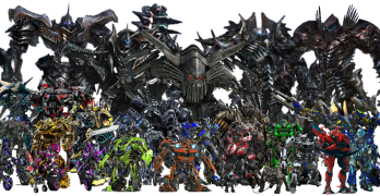 Contest ~ We're celebrating TRANSFORMERS: THE LAST KNIGHT by giving away FREE limited edition action figures & so much MORE!