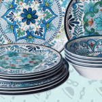 Contest ~ Enter to Win a Certified International 12-piece Talavera Melamine Dinnerware Set!