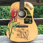 Contest ~ Enter to Win a Shenandoah Signed Guitar!