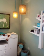 Kids Bedrooms With a FrugElegant Style