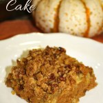 "Easy Pumpkin ""Dump"" Cake"