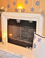 Snowflake Holiday Decor