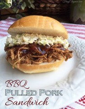 BBQ Pulled Pork Sandwich Recipe – Game Day Favorite!