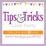 TipsTricks Link Party