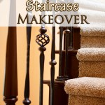 Do It Yourself Staircase Update