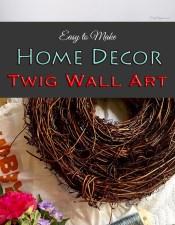 Easy Home Decor Wall Art