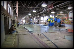 concrete construction company and contractor ohio