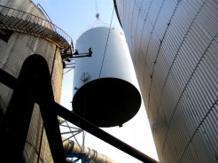 industrial rigging service