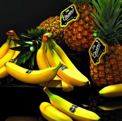 Banane e Ananas Orsero