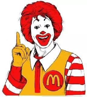 McDonald's aggiunge frutta ai menù