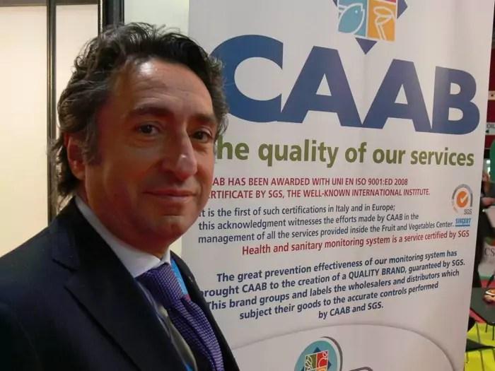 Valentino Di Pisa, vice presidente Fedagro