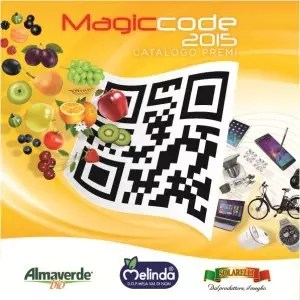 Logo Magic code 2015
