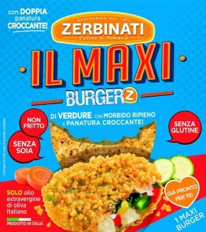 Zerbinati Maxi Burger'Z