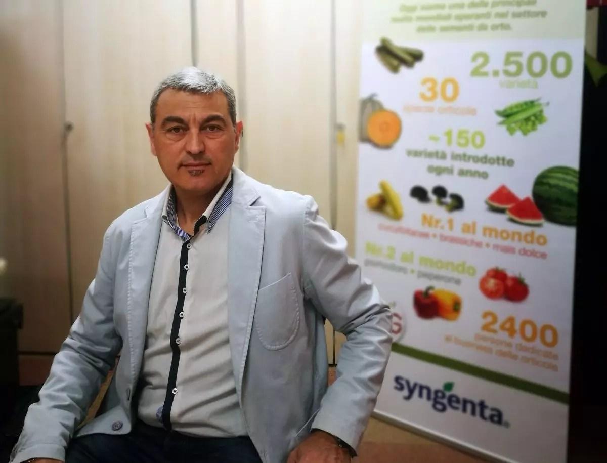 Stefano Carducci Syngenta