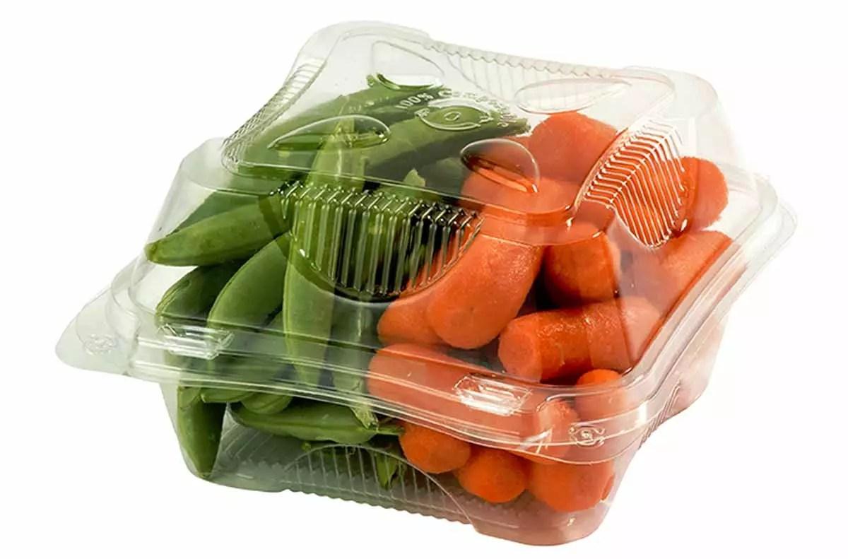 bioplastica packaging