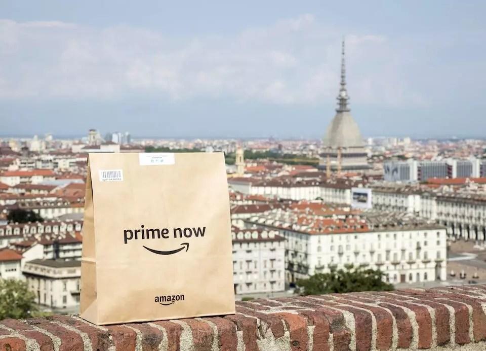 Amazon Prime Now