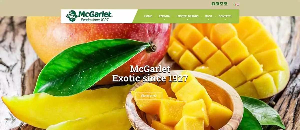 McGarlet nuovo sito