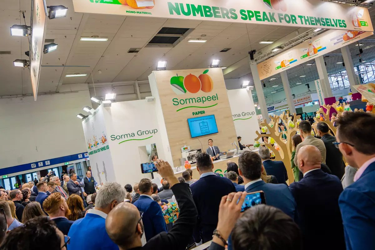 Sormapeel Fruit Logistica 2020 ©FM