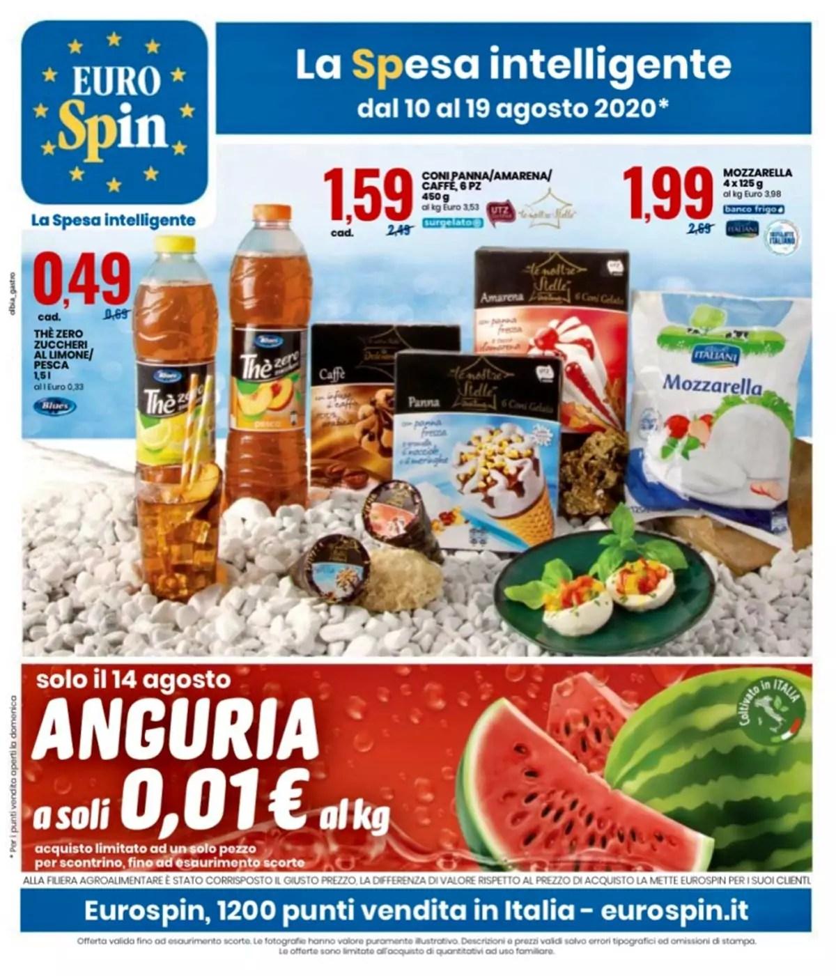 Eurospin-volantino-anguria-1centesimo-Ferragosto-2020-copertina