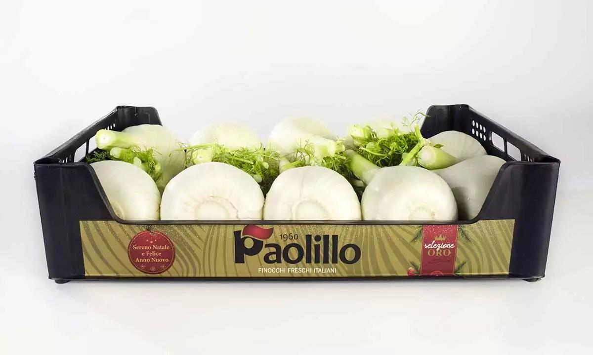 finocchio Paolillo packaging
