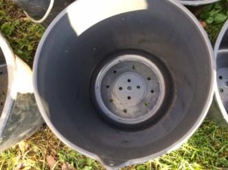 pots detail