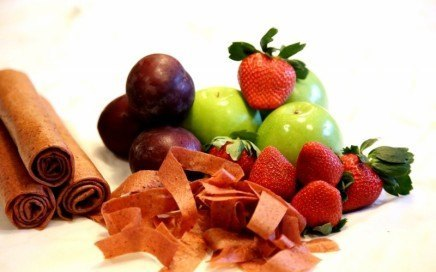 Mixed Fruit Lavash