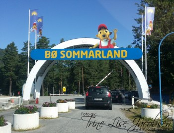 sommarland inngang