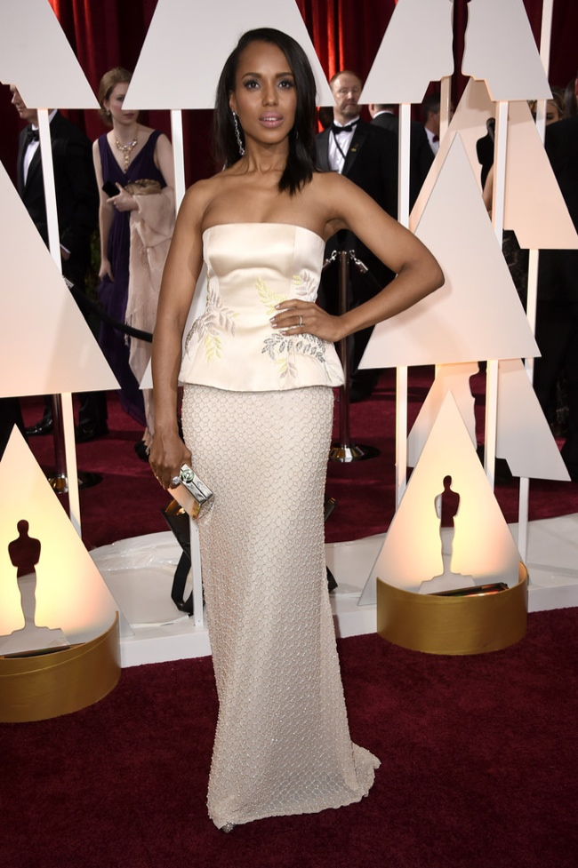 kerry-washington-miu-miu-white-dress-oscars-2015
