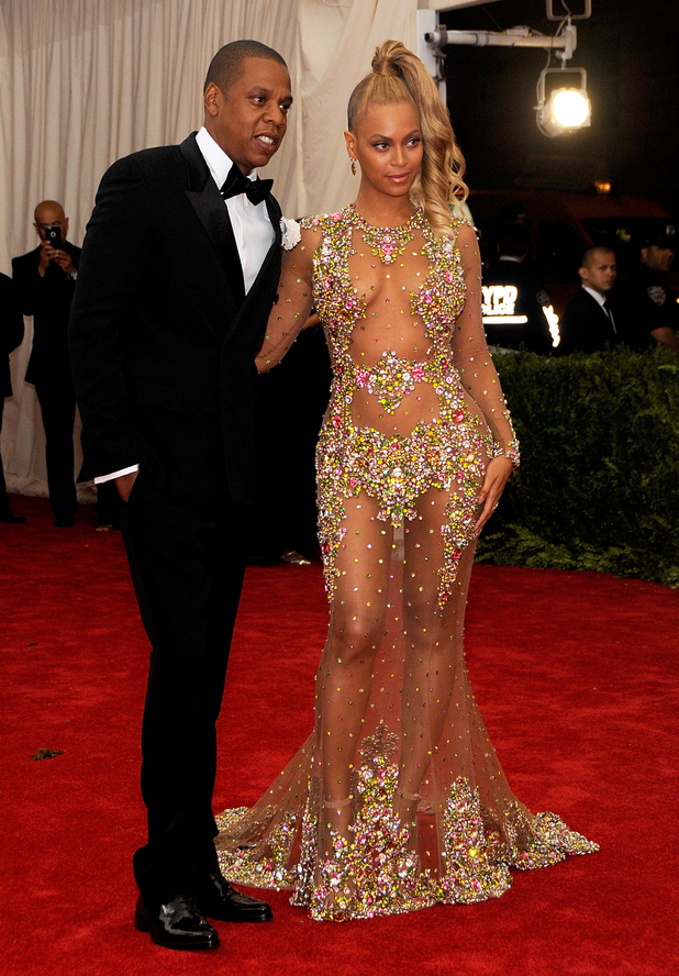 Bey and jay Met Gala