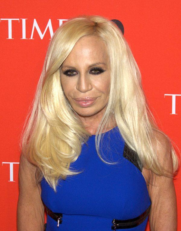 Picture of Donatella Versace