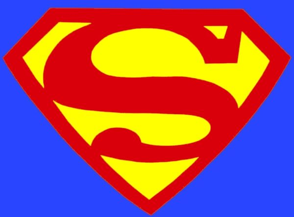Picture of Superman shield