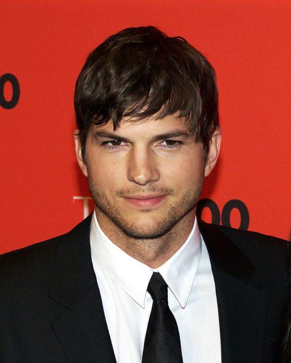 Ashton Kutcher sexy and smart