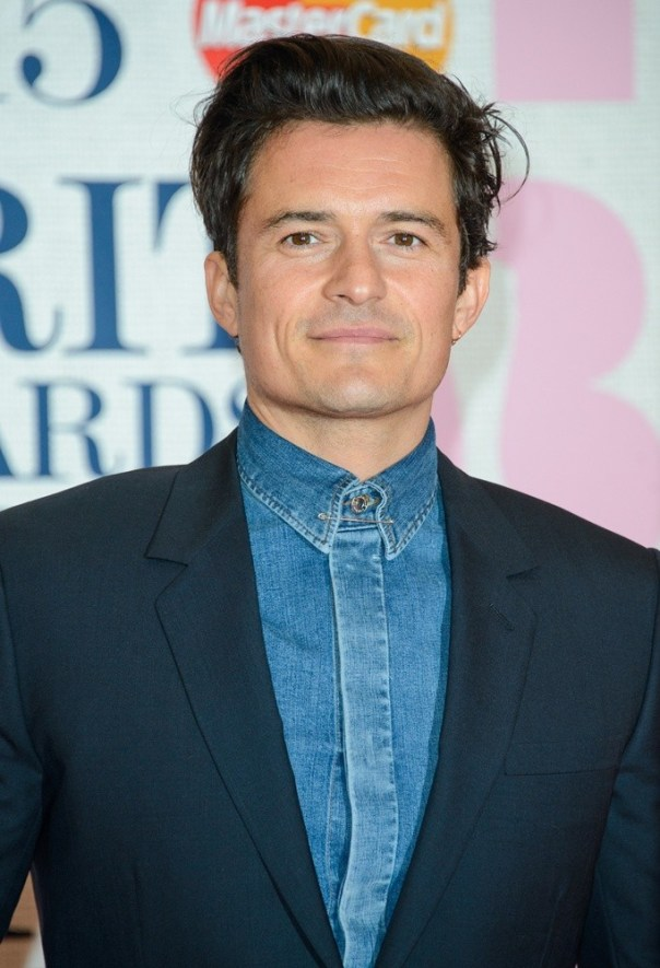 5. Orlando Bloom  sexy and smart men