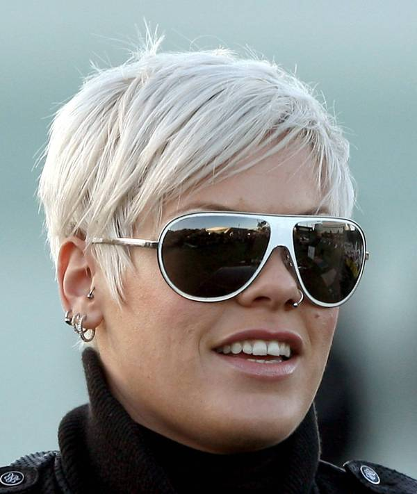 Picture of singer Pink