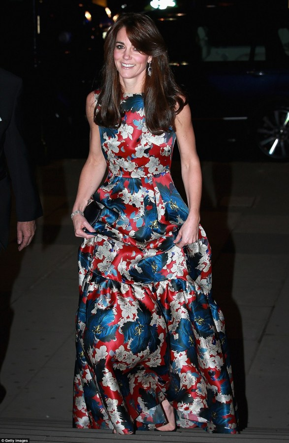 Kate Middleton daily mail