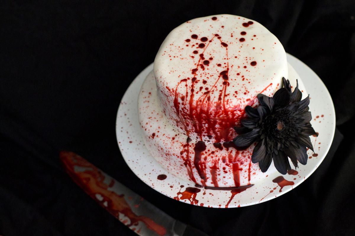 Red velvet slaughter cake