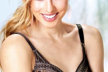 Nicola Jane Fleur Lace Elegance Bra - £39