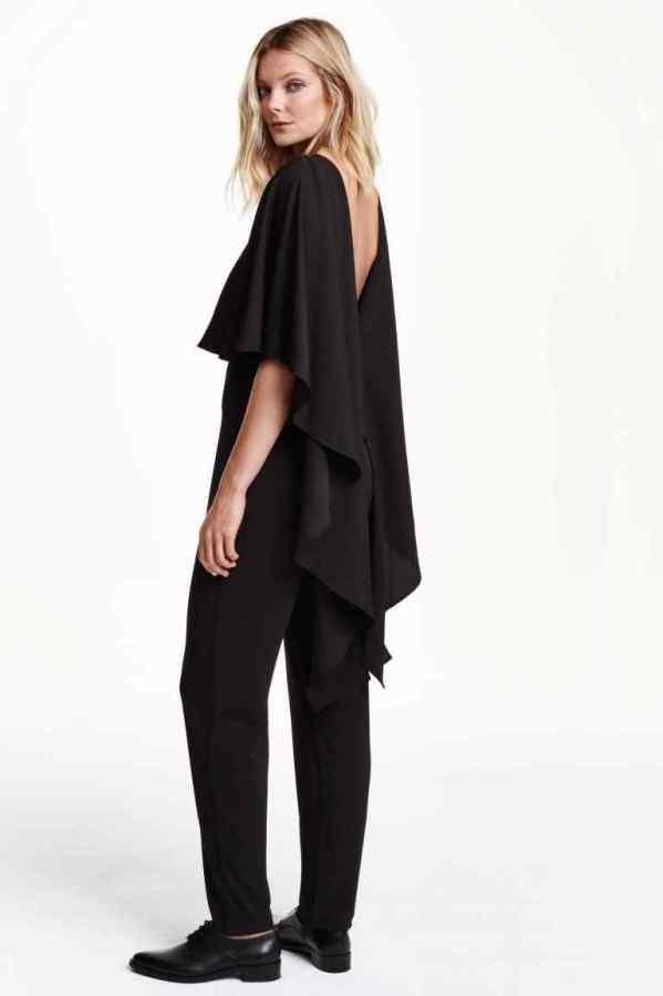 H&M sleeveless jumpsuit