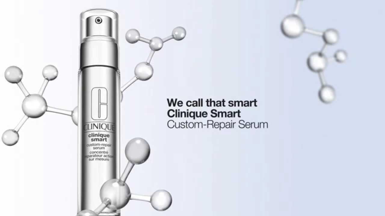 Clinique smart custom serum