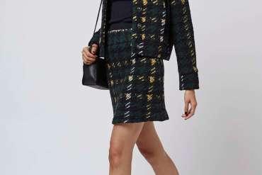 plaid tartan fashion