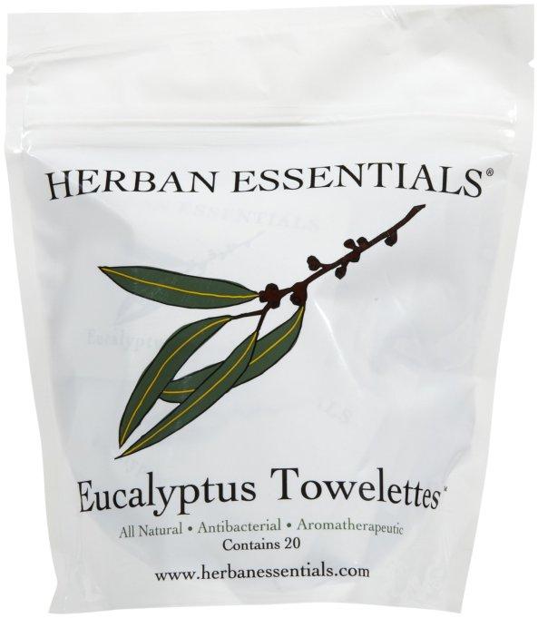 Eucalyptus towlettes