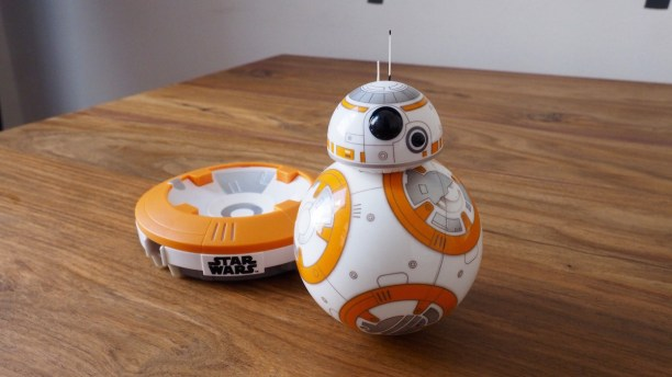 A picture of BB8 Droid
