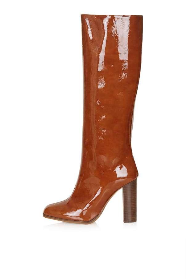 BIRCH patent boots