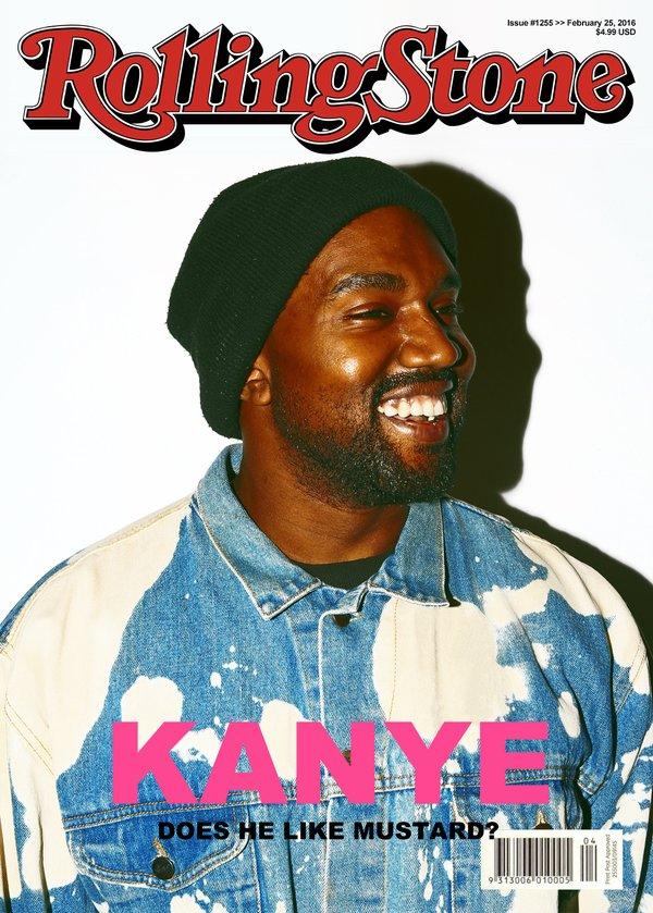 Kanye West via Twitter