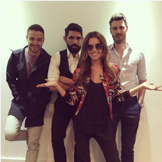 Image Source cherylofficial Instagram